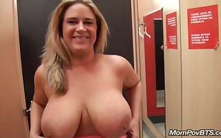 heavy naturals MILF optimistic coupled with shafting
