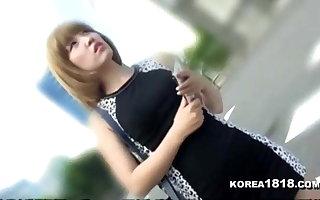 KOREA1818.COM - Gruff Haired Korean Unreserved