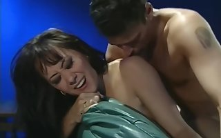 Asia Carrera gets pounded