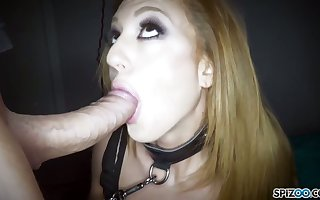 Cast off college bunch is enmeshed secure vulgar doggy apropos whore Kendra Cole
