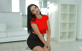 Of course yummy employ in porn go first foreign Romania Nelly Kent