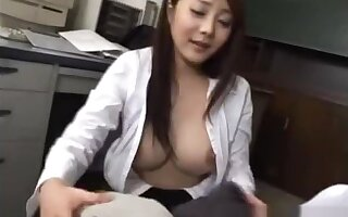 Mei Sawai Japanese is a making out crammer part3
